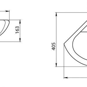 Схема рукомойника Радиан